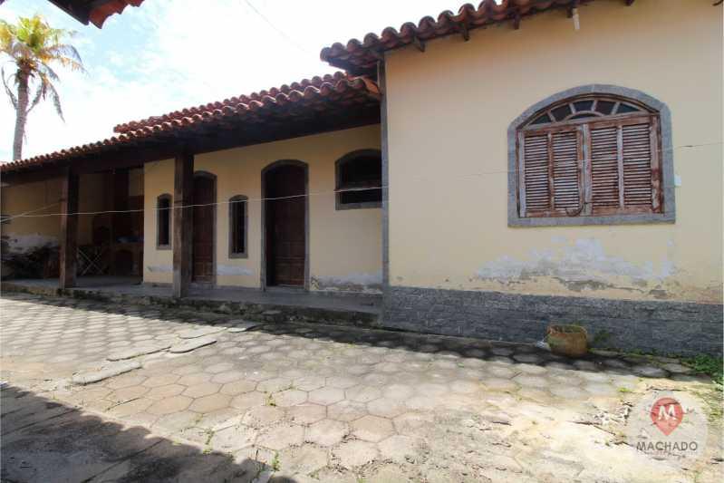 FUNDOS - Casa em Condomínio 3 quartos à venda Araruama,RJ - R$ 255.000 - CD-0167 - 16