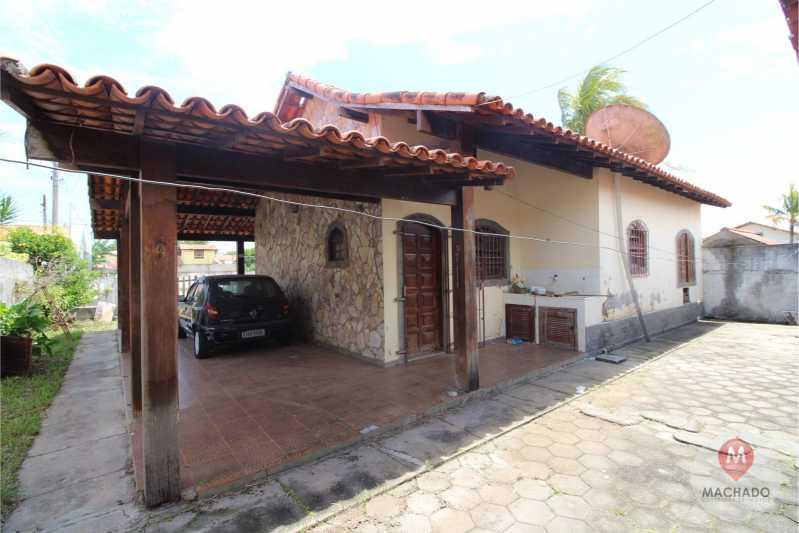 ÁREA FUNDOS - Casa em Condomínio 3 quartos à venda Araruama,RJ - R$ 255.000 - CD-0167 - 17