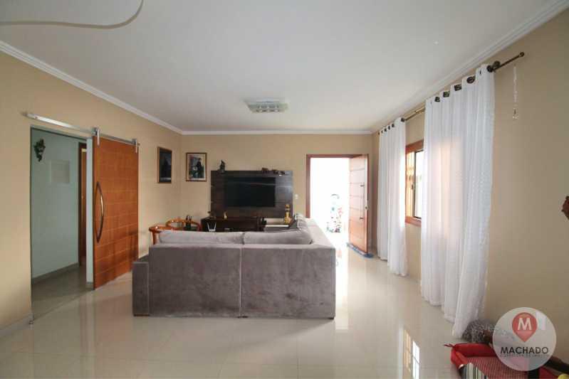 SALA DE TV - CASA À VENDA EM ARARUAMA - IGUABINHA - CI-0404 - 3