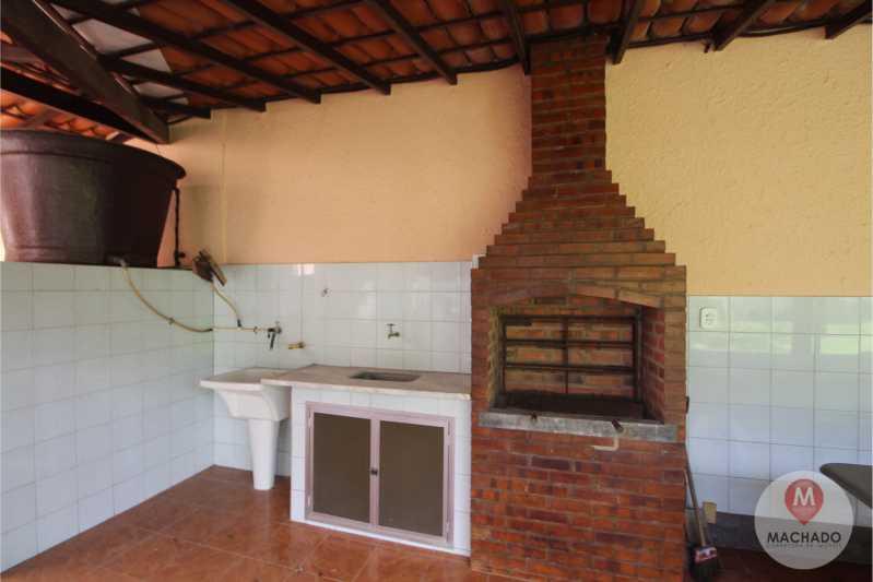ÁREA DE SERVIÇO - CASA À VENDA EM ARARUAMA - IGUABINHA - CI-0393 - 21