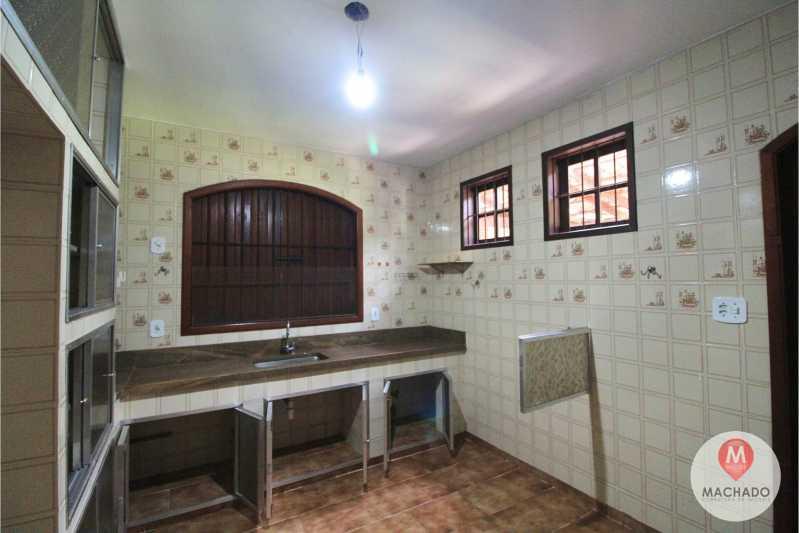 COZINHA - CASA À VENDA EM ARARUAMA - IGUABINHA - CI-0393 - 12