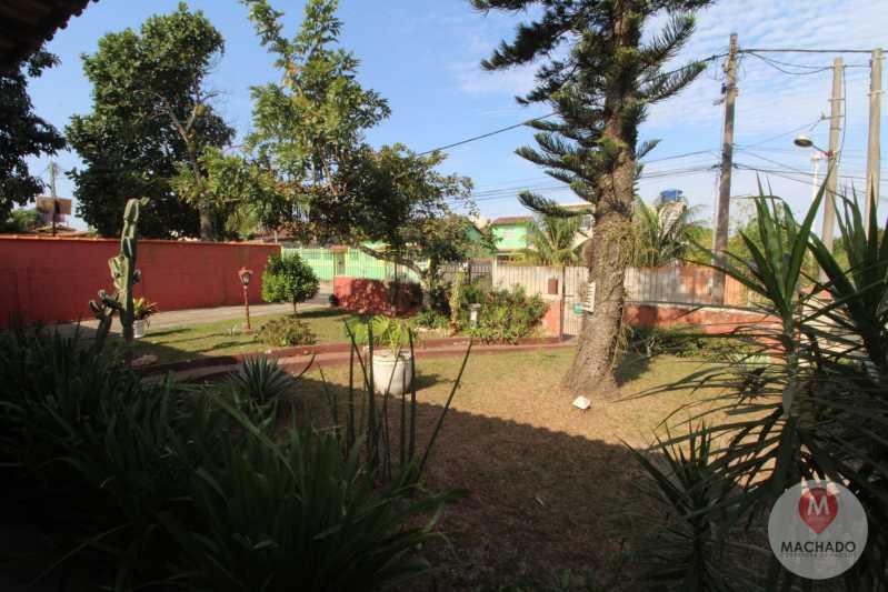 QUINTAL FRENTE - CASA À VENDA EM ARARUAMA - IGUABINHA - CI-0405 - 19
