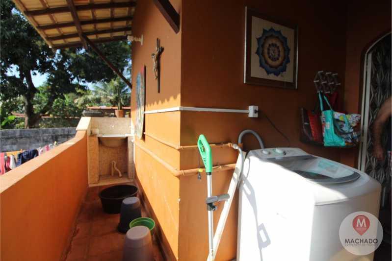 ÁREA DE SERVIÇO - CASA À VENDA EM ARARUAMA - IGUABINHA - CI-0405 - 12