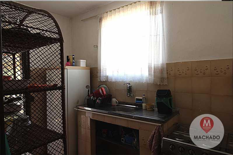Cozinha  - CASA A VENDA EM ARARUAMA - BANANEIRAS - CI-0419 - 10