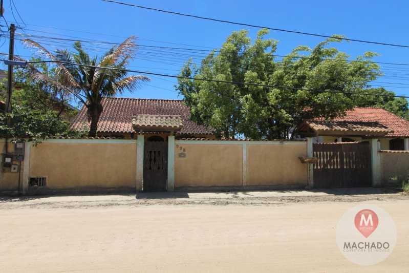 Frente da casa - CASA A VENDA EM ARARUAMA - BANANEIRAS - CI-0419 - 1