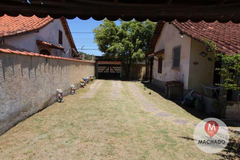 garagem  - CASA A VENDA EM ARARUAMA - BANANEIRAS - CI-0419 - 19