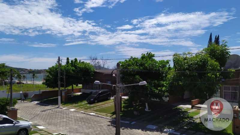 Vista Varanda da sala  - Apartamento à venda Rua Rodovia Amaral Peixoto,Araruama,RJ - R$ 180.000 - CD-0150 - 5