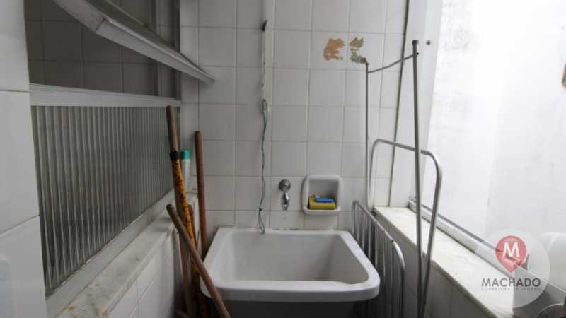 Àrea de serviço  - Apartamento à venda Rua Rodovia Amaral Peixoto,Araruama,RJ - R$ 180.000 - CD-0150 - 8
