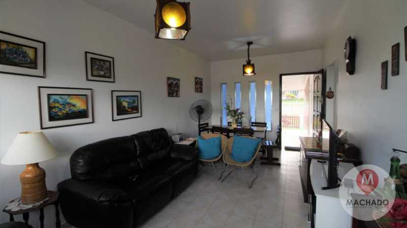 sala  - Apartamento à venda Rua Rodovia Amaral Peixoto,Araruama,RJ - R$ 180.000 - CD-0150 - 3