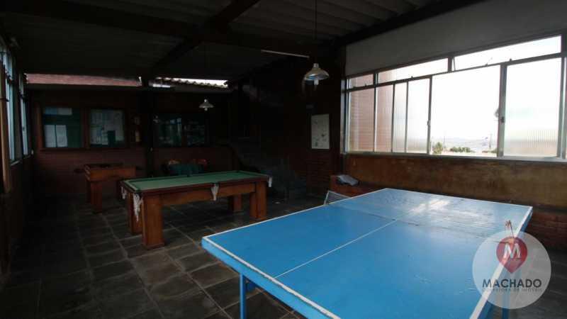 Salão de jogos  - Apartamento à venda Rua Rodovia Amaral Peixoto,Araruama,RJ - R$ 180.000 - CD-0150 - 15