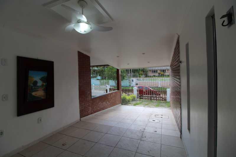 Varanda frente  - Apartamento à venda Rua Rodovia Amaral Peixoto,Araruama,RJ - R$ 180.000 - CD-0150 - 20