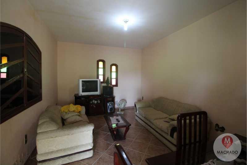 7 - CASA À VENDA EM ARARUAMA - IGUABINHA - CI-0397 - 4