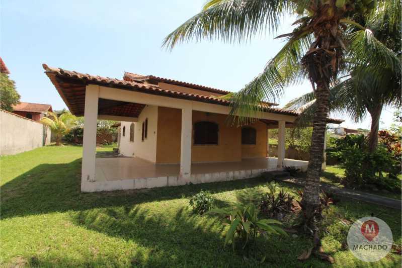 8 - CASA À VENDA EM ARARUAMA - IGUABINHA - CI-0397 - 1