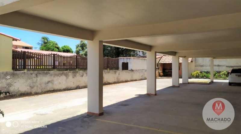 ESTACIONAMENTO - APARTAMENTO À VENDA EM ARARUAMA - IGUABINHA - AP-0122 - 19