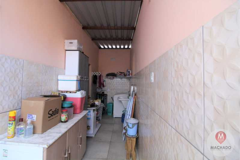 ÁREA DE SERVIÇO - CASA À VENDA EM ARARUAMA - VILA CAPRI - CI-0415 - 16