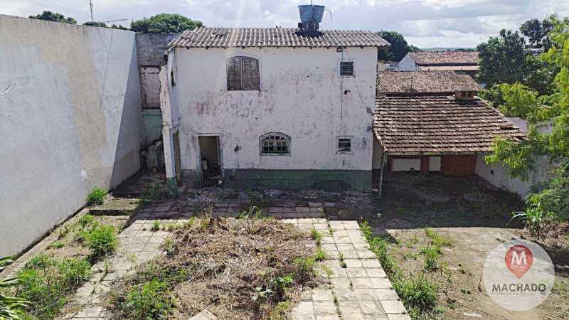 FUNDOS  - CASA Á VENDA EM ARARUAMA - COQUEIRAL - CI-0422 - 17