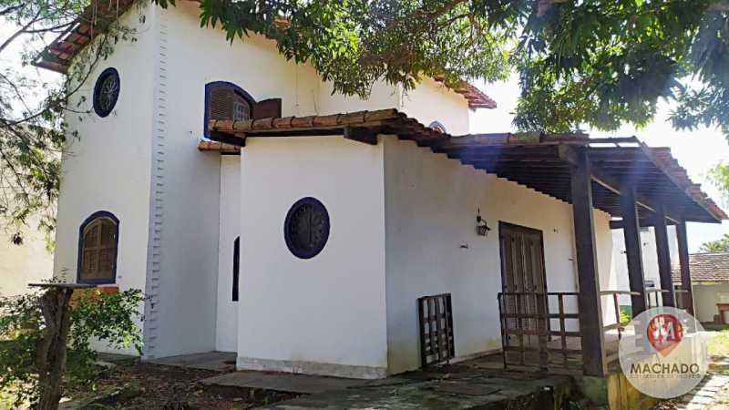 FACHADA  - CASA Á VENDA EM ARARUAMA - COQUEIRAL - CI-0422 - 1
