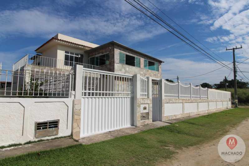 1 - Fachada - CASA À VENDA EM ARARUAMA - IGUABINHA - CI-0046 - 1