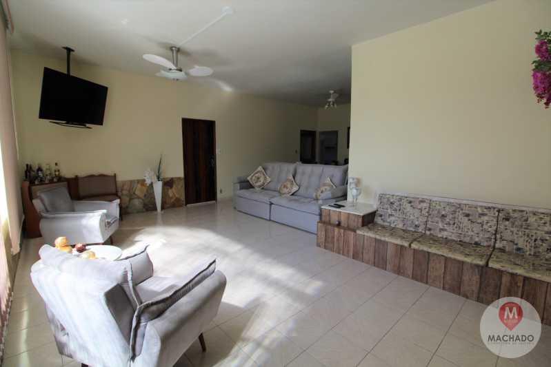 4 - Sala - CASA À VENDA EM ARARUAMA - IGUABINHA - CI-0046 - 5