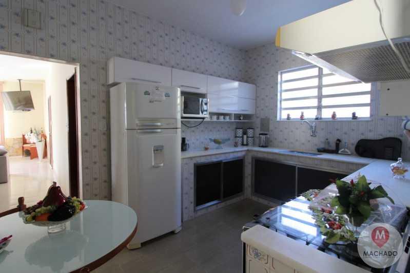 11 - Cozinha - CASA À VENDA EM ARARUAMA - IGUABINHA - CI-0046 - 12