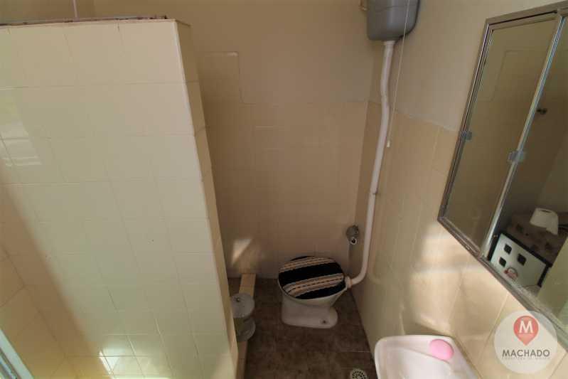 17 - Banheiro - CASA À VENDA EM ARARUAMA - IGUABINHA - CI-0046 - 18