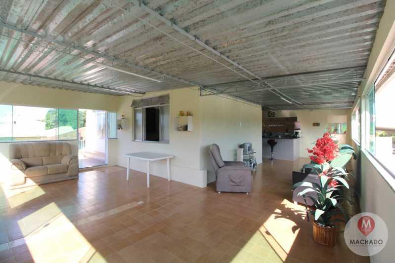 18 - Salão - CASA À VENDA EM ARARUAMA - IGUABINHA - CI-0046 - 19