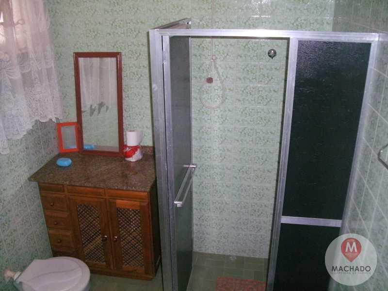 14 - Banheiro Social - CASA À VENDA EM ARARUAMA - IGUABINHA - CI-0174 - 15