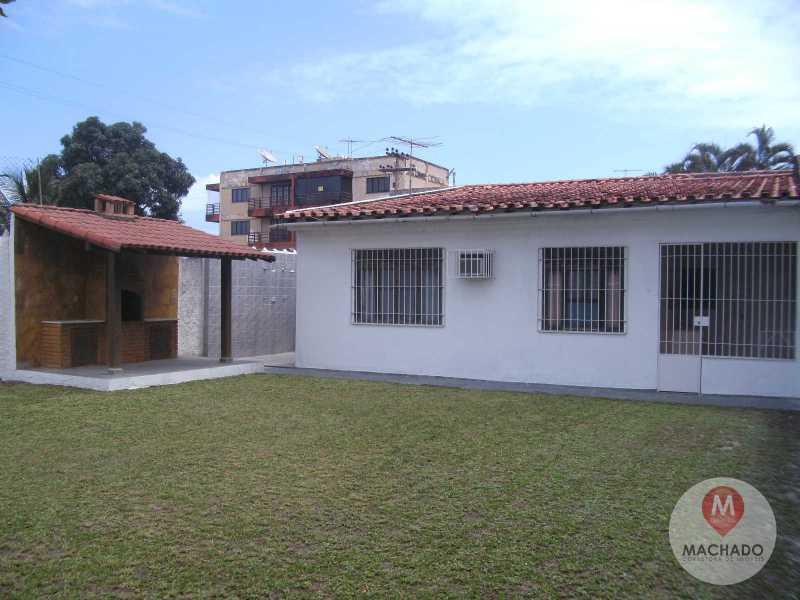 18 - Quintal - CASA À VENDA EM ARARUAMA - IGUABINHA - CI-0174 - 19