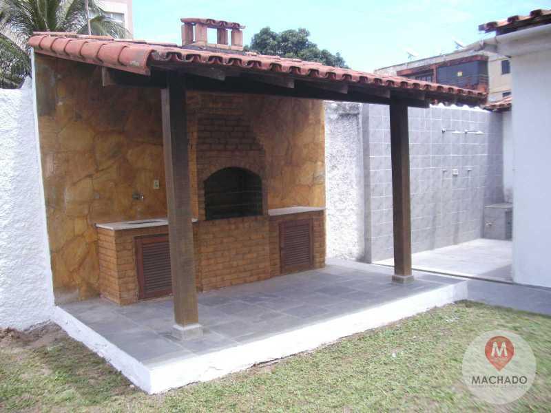 19 - Churrasqueira - CASA À VENDA EM ARARUAMA - IGUABINHA - CI-0174 - 20