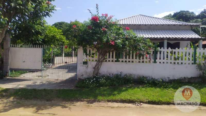 6 - CASA À VENDA EM ARARUAMA - IGUABINHA - CI-0437 - 1