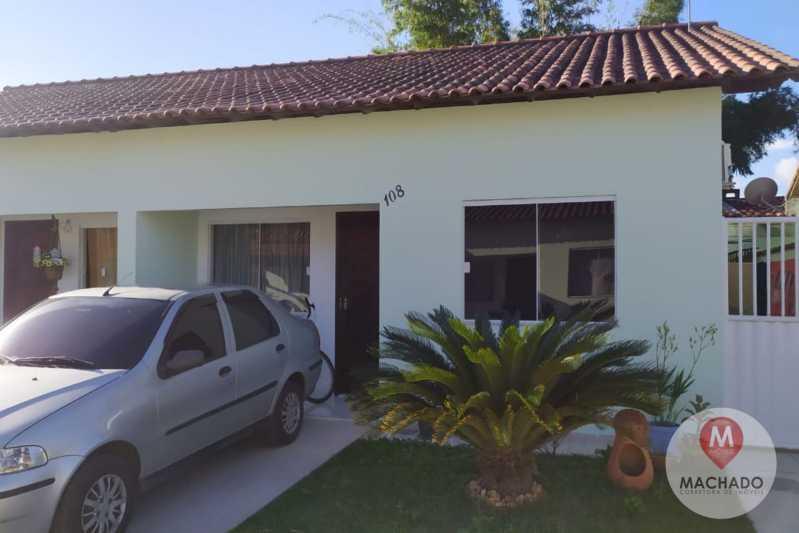 4 - CASA À VENDA EM CONDOMÍNIO - ARARUAMA - CD-0188 - 1