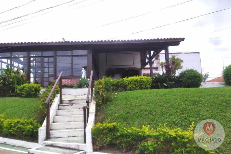 salão de festa  - CASA EM CONDOMÍNIO À VENDA EM ARARUAMA - IGUABINHA - CD-0193 - 28