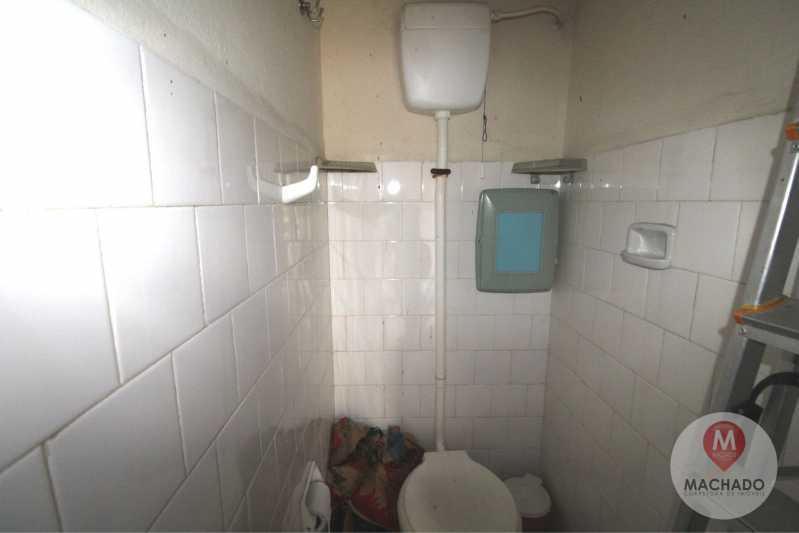 banheiro externo - CASA EM CONDOMÍNIO À VENDA EM ARARUAMA - IGUABINHA - CD-0193 - 19
