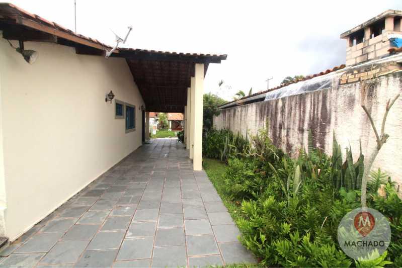 lateral garagem - CASA EM CONDOMÍNIO À VENDA EM ARARUAMA - IGUABINHA - CD-0193 - 23