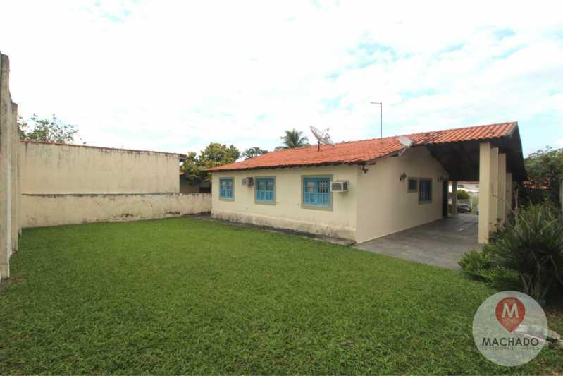 quintal fundos - CASA EM CONDOMÍNIO À VENDA EM ARARUAMA - IGUABINHA - CD-0193 - 21