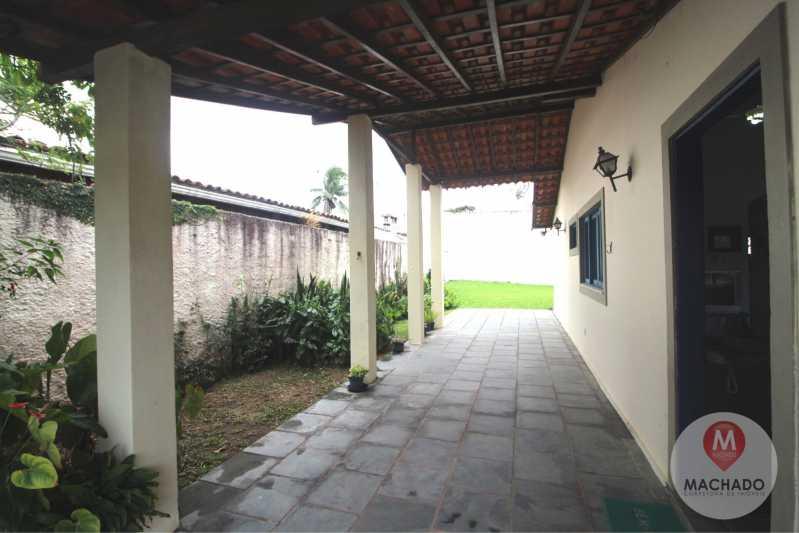 garagem - CASA EM CONDOMÍNIO À VENDA EM ARARUAMA - IGUABINHA - CD-0193 - 24