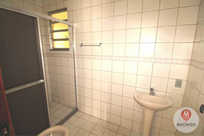 banheiro social - APARTAMENTO À VENDA EM ARARUAMA - IGUABINHA - AP-0132 - 15