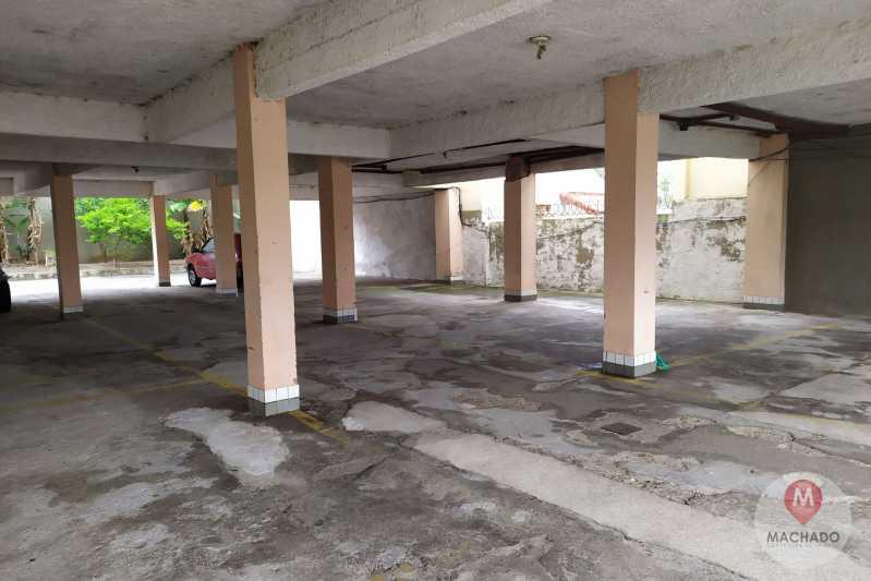 garagem - APARTAMENTO À VENDA EM ARARUAMA - IGUABINHA - AP-0132 - 19