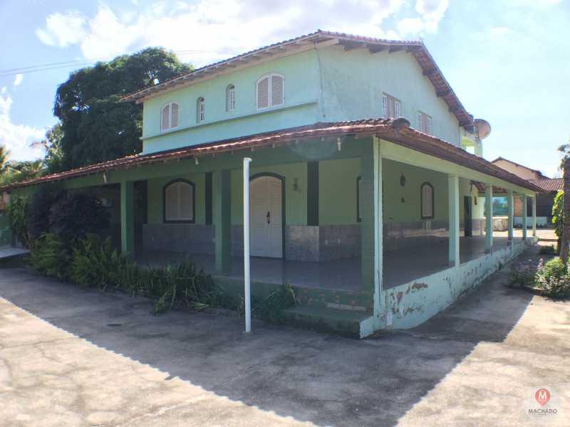 1 - Fachada - CASA À VENDA EM ARARUAMA - ITATIQUARA - CI-0196 - 1