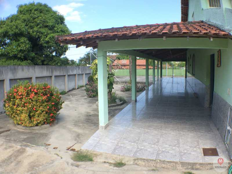 4 - Varanda - CASA À VENDA EM ARARUAMA - ITATIQUARA - CI-0196 - 5