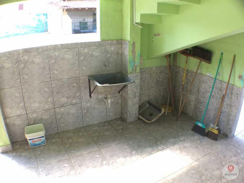 15 - Área de Serviço - CASA À VENDA EM ARARUAMA - ITATIQUARA - CI-0196 - 16