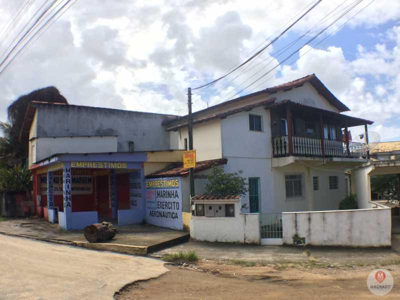 1 - Fachada - CASA À VENDA EM ARARUAMA - CENTRO - CI-0199 - 1