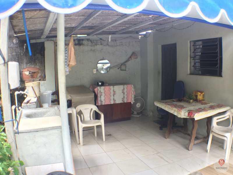 13 - Varanda - CASA À VENDA EM ARARUAMA - CENTRO - CI-0199 - 14