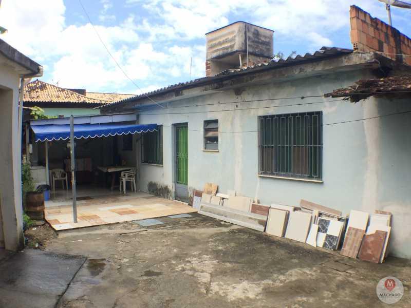 16 - Quintal - CASA À VENDA EM ARARUAMA - CENTRO - CI-0199 - 17