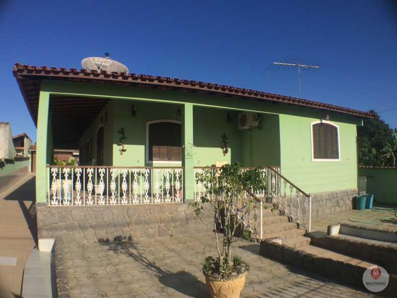 1 - Fachada - CASA À VENDA EM ARARUAMA - IGUABINHA - CI-0202 - 1