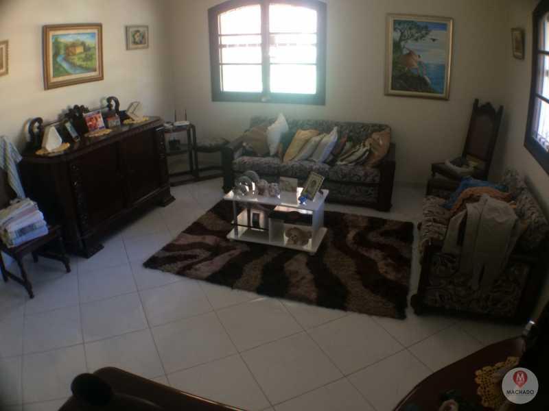 5 - Sala - CASA À VENDA EM ARARUAMA - IGUABINHA - CI-0202 - 6