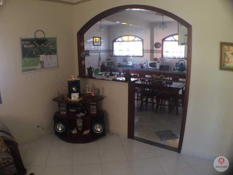 6 - Sala - CASA À VENDA EM ARARUAMA - IGUABINHA - CI-0202 - 7