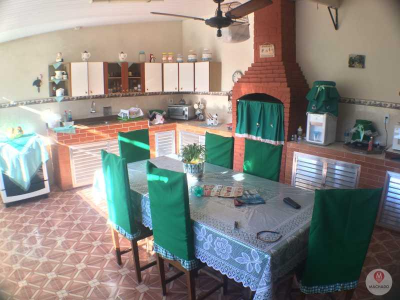 17 - Currasqueira - CASA À VENDA EM ARARUAMA - IGUABINHA - CI-0202 - 18