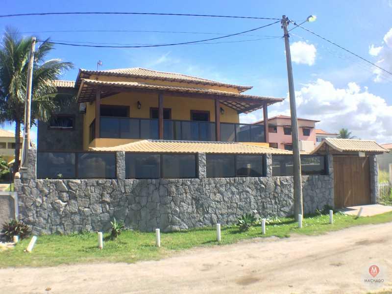 1 - Fachada - CASA À VENDA EM ARARUAMA - IGUABINHA - CI-0207 - 1