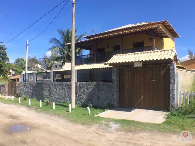2 - Fachada - CASA À VENDA EM ARARUAMA - IGUABINHA - CI-0207 - 3